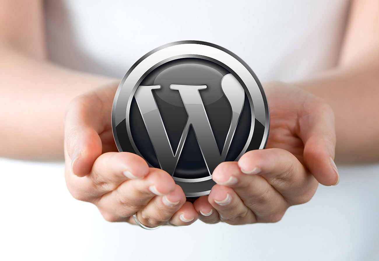wordpress nettside